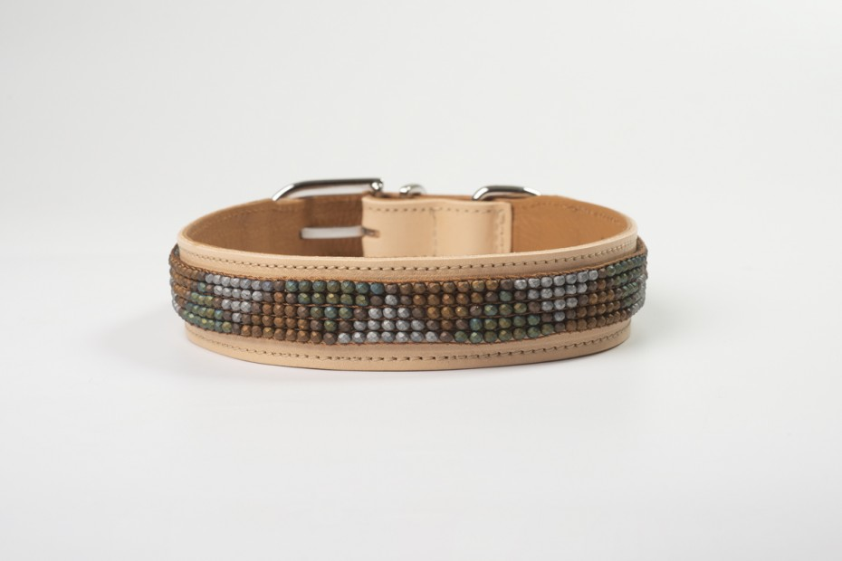Abbie Collar - Green Copper
