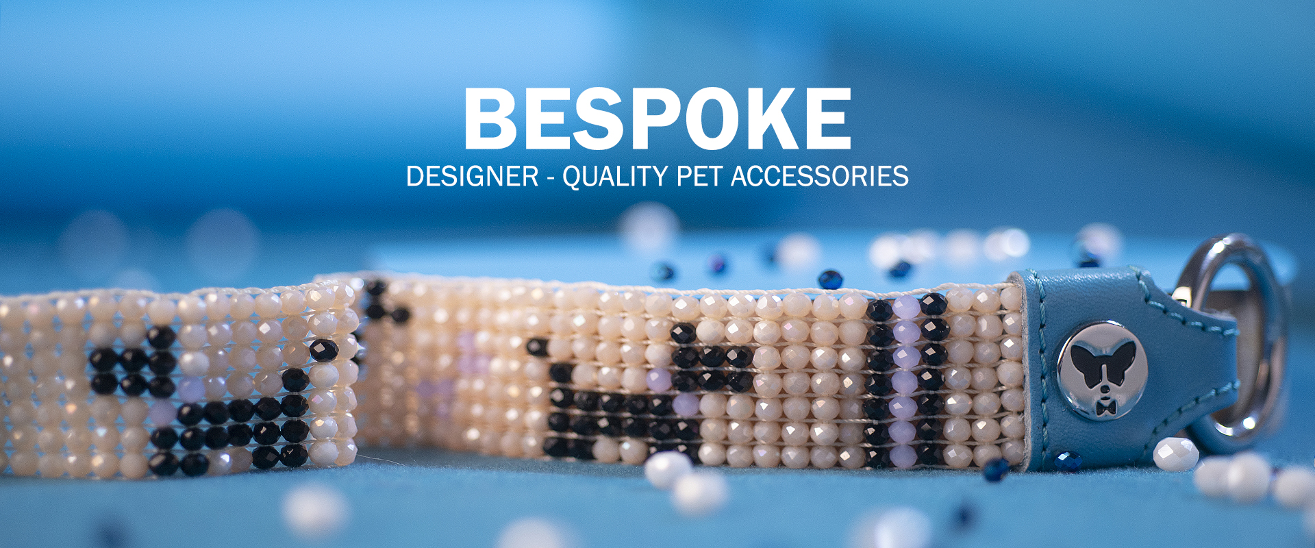 Bespoke | Designer-quality pet accessories