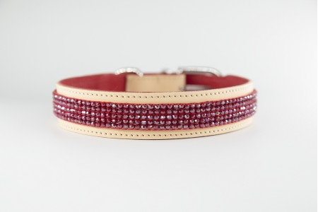 Flou Collar - Red Carpet