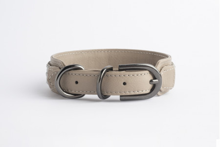 Flou Collar - Manhatten Grey