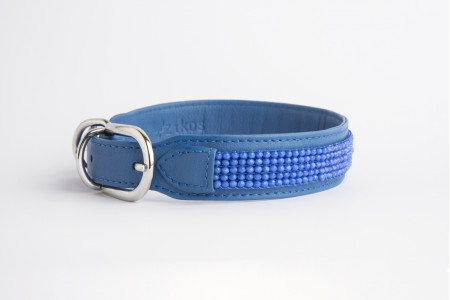 Flou Collar - Pristine Blue