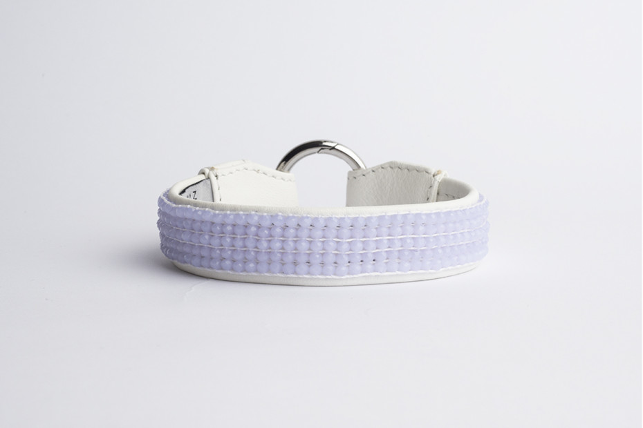 Flou Choker - Light Purple