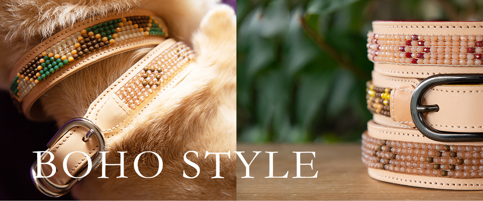 Boho Style | Designer-quality pet accessories by zikos