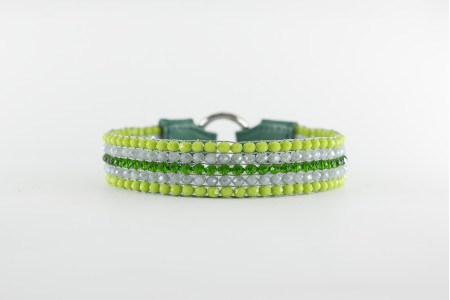Pocket Necklace - Guacamole