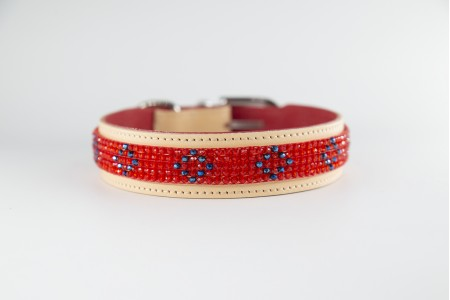 Roxie Collar - Ruby