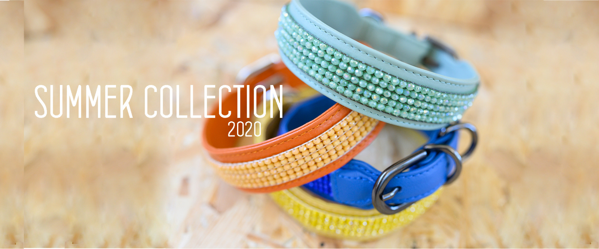 Summer Collection 2020 | Designer-quality pet accessories by zikos