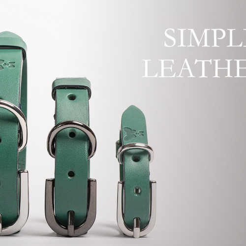 Classic  Leather Collars